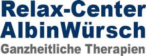Relax-Center Albin Würsch Naturheilpraktiker Logo